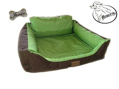 Bracco pelech pro psa- Útulné Bezpečí, se JMÉNEM pejska nebo bez, velikost XL, různé barvy.