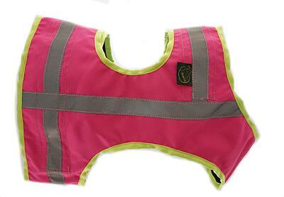 Bracco signální vesta pro psa růžová, různé velikosti.