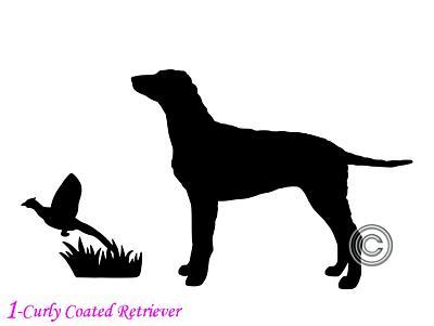 Bracco výstavní ledvinka, velikost L- různé výšivky psů.